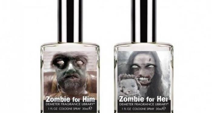 """Аромат """"для зомби"""" или """"от зомби"""" - оригинально, в любом случае"""