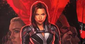 Черная вдова: тизер-трейлер сольника о героине Marvel