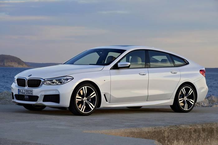 На смену BMW 6-й серии Gran Turismo пришла новенькая 8-ка
