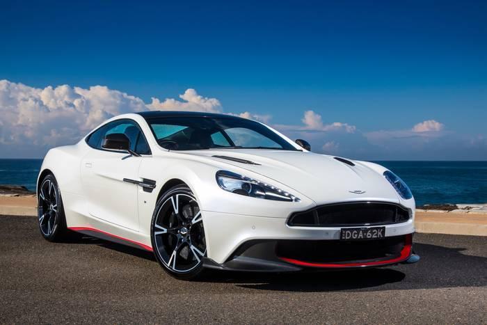 Aston Martin Vanquish S уйдет с производства в 2020 году