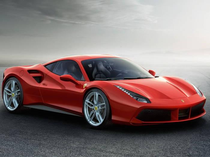 Ferrari 488 - культовый автомобиль среди спорткаров