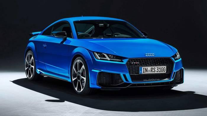 Audi TT - одна из самых долгоиграющих моделей