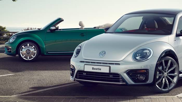 Легендарный Volkswagen Beetle окончательно снят с производства