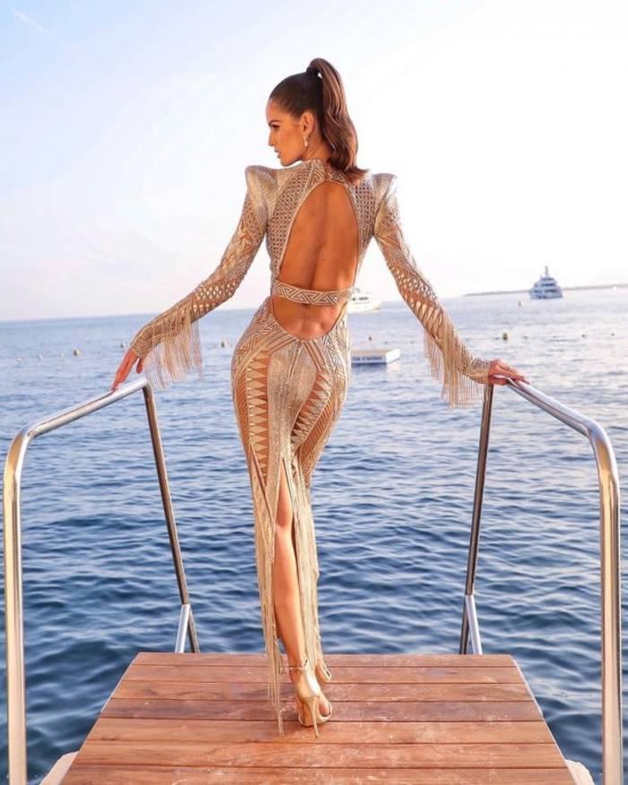 Изабель Гулар - одна из самых известных топ-моделей