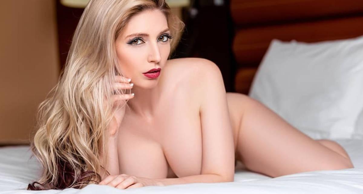 Красотка дня: модель-фрилансер Таша Николь