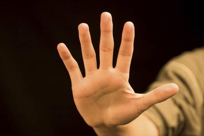Правило пяти пальцев — когда к каждому пальцу привязывается своя ассоциация, наполненная содержанием