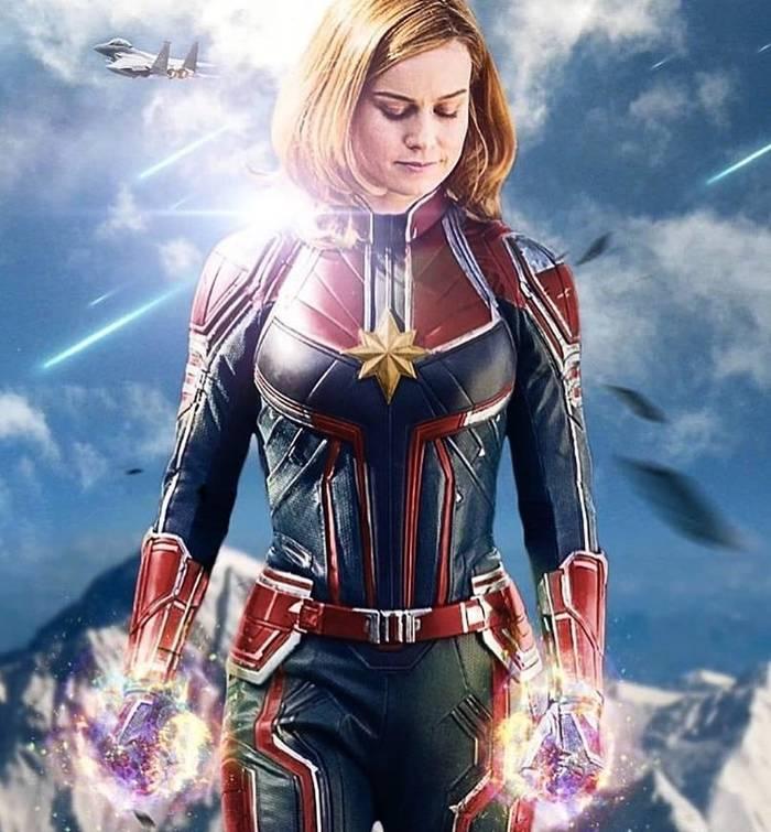 Бри Ларсон исполнила роль самого могущественного персонажа киновселенной Marvel