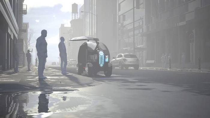 Loci от BigRep - скорее не авто, а миникар