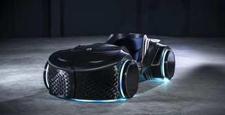 Ни завода, ни водителя: Loci, беспилотный электрокар, напечатанный на 3D-принтере