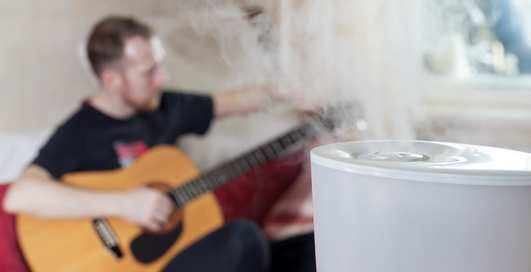 Как правильно выбирать увлажнитель воздуха и в чем его польза