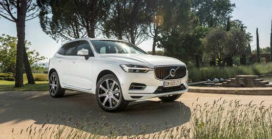 Грета Тунберг одобряет: шведы выпустят новый гибридный Volvo XC60 T8 Twin Engine