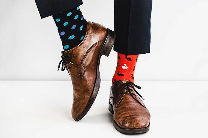 Развеселые или строгие - главное, чтобы носки были теплыми