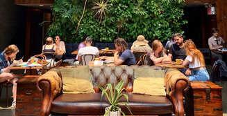 Шикарный вид и кофе: 5 самых экологичных кафе в мире