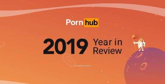 Итоги Pornhub 2019: кого искали чаще всего и кто стал популярнее
