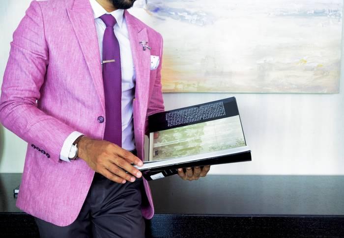 Удачно подобранный галстук подчеркнет твой изысканный стиль