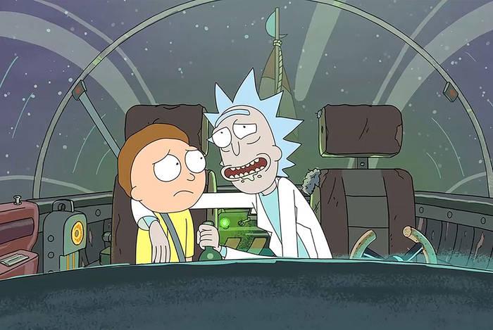 «Рик и Морти» - один из гениальнейших мультиков XXI века