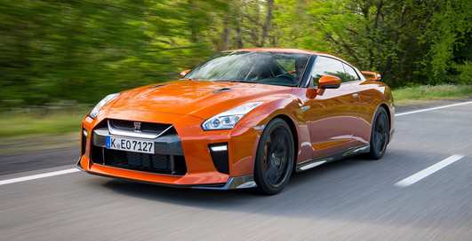"Nissan GT-R: 50 лет успеха культового ""японца"""