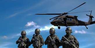 Герой по контракту: 4 самых крутых армии мира