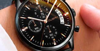 Наручные часы: 7 самых необычных функций