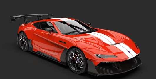 "Factory Five F9R: суперкар ""собери сам"" с 9,5 литровым V12"