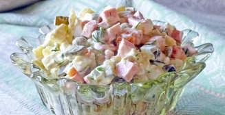 Как приготовить классический зимний салат: советы экспертов НЛО TV