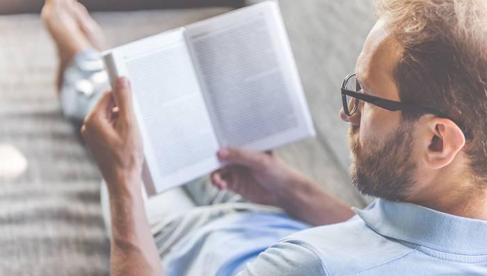 Книга — способ прикоснуться к мыслям великих людей прошлого