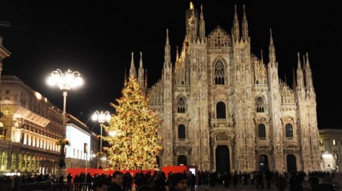 Милан - не только столица моды, но и рождественских гуляний