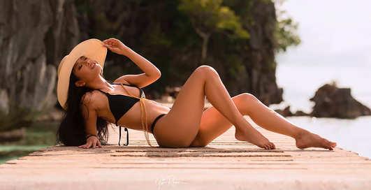 Красотка дня: «фитнес-энтузиаст» Ксиа Белла Круз