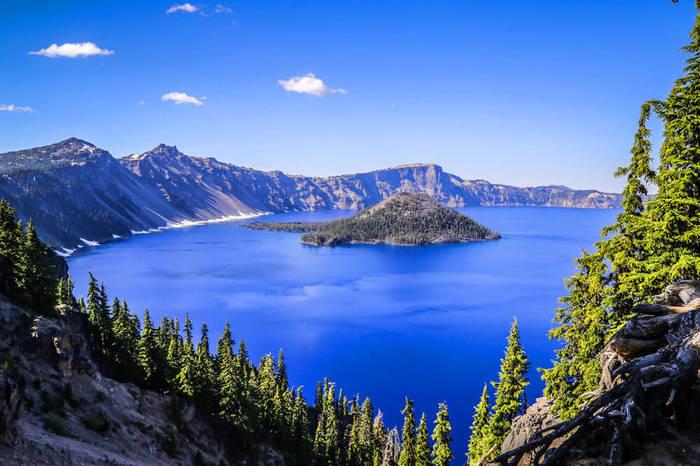 Штат Орегон будто создан для воспевания суровой северной красоты