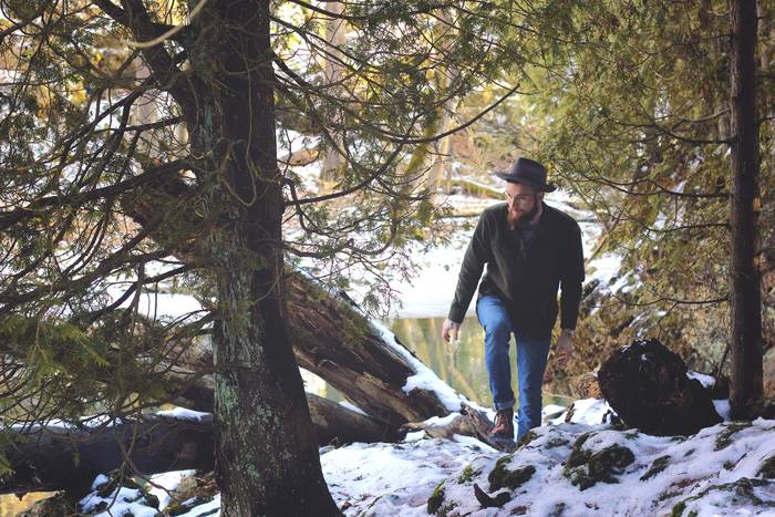 Нет вдохновения — сходи на прогулку в лес, на по-настоящему свежий воздух
