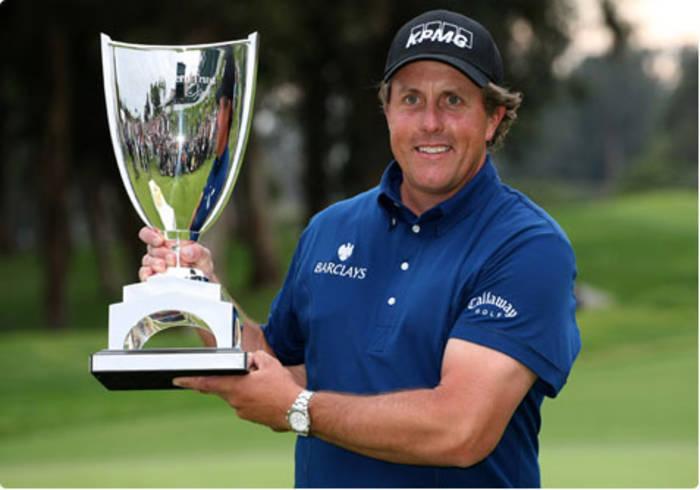 Фил Микельсон, гольф: $480 млн