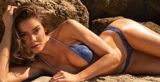Красотка дня: модель из Флориды Бриттани Олденхофф
