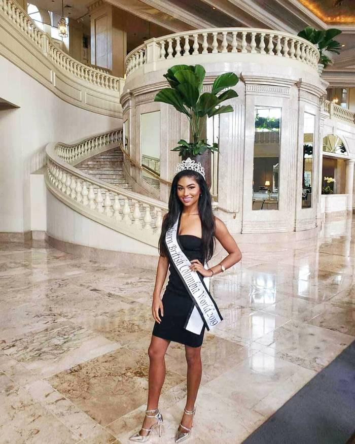 Шакти Шунмугам — победительница Miss British Columbia 2015 / 2019 и Miss World Canada 2015