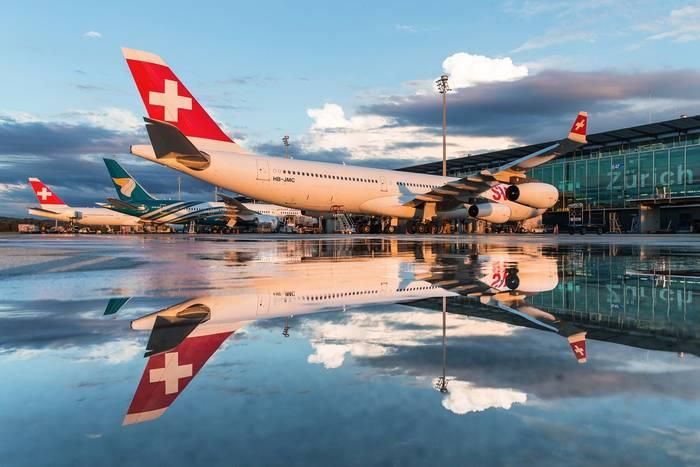 Цюрих (ZRH), Швейцария