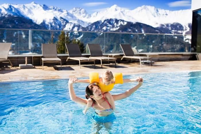 Австрия — страна, где найдутся развлечения и для жены / ребенка
