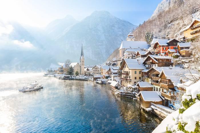 Австрия прекрасна в любое время года