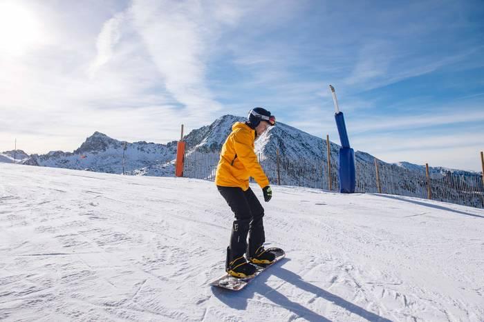 Основные горнолыжные регионы Андорры — Гранд-Валира и Вальнорд (250 км подготовленных трасс)