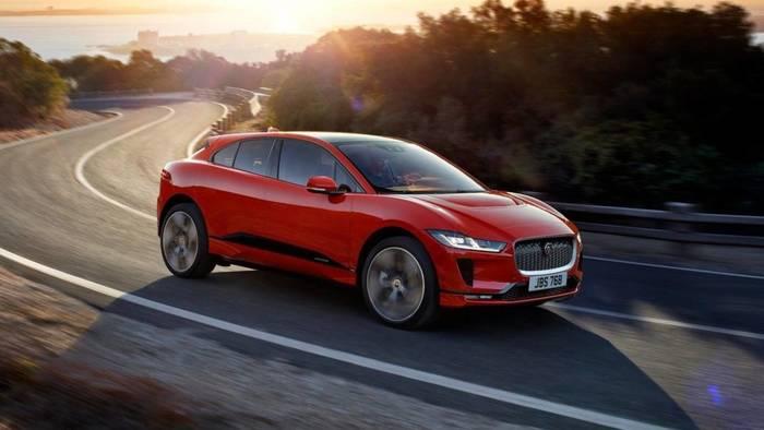 В Великобритании и в мире Jaguar I-Pace стал лучшим