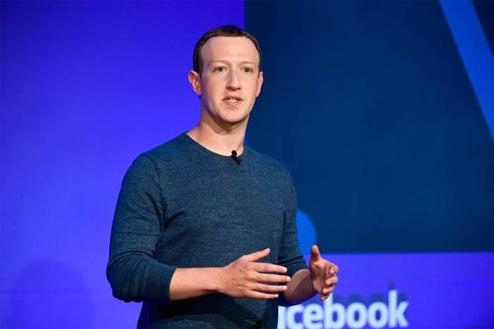 Марк Цукерберг, $72 млрд