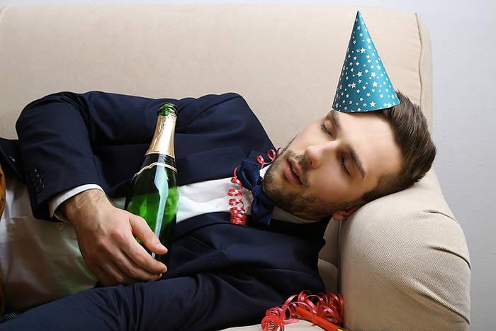 Думай дважды прежде, чем снова напиваться