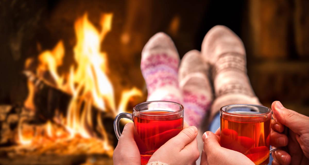 5 горячих алкогольных коктейлей для холодной зимы