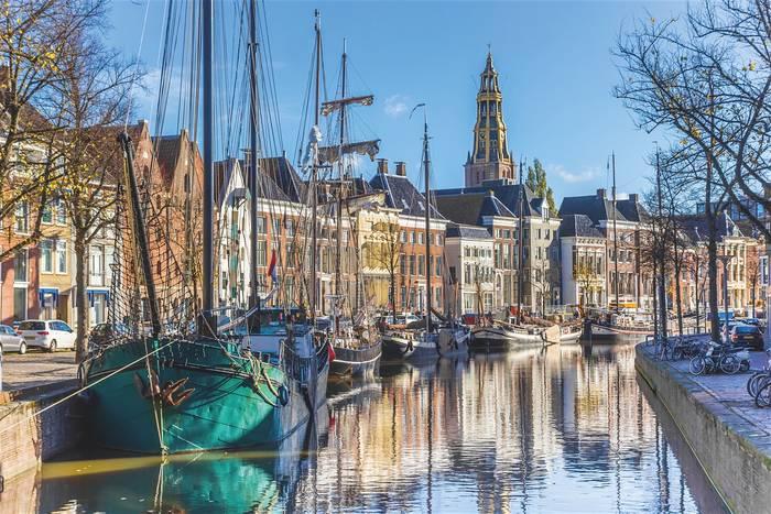 Не Амстердамом единым: еще в Нидерландах красив Гронинген