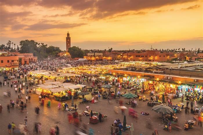 Марокко с его восточным очарованием в первую очередь привлекает самобытностью и культурой
