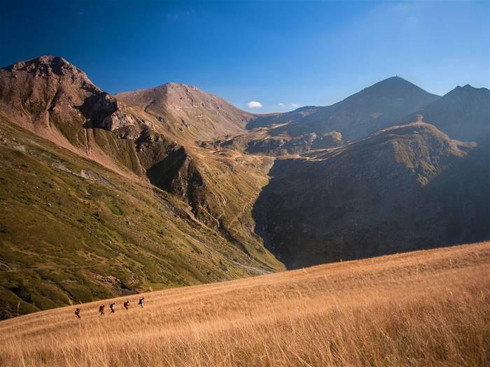 Трекинг в Северной Македонии суров и прекрасен