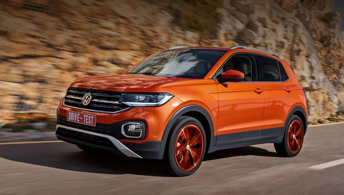 Volkswagen T-Cross. Единственный Volkswagen в десятке самых безопасных автомобилей 2019