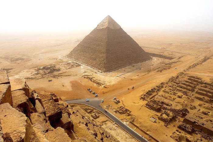 Каир - вовсе не банальный город для путешествий