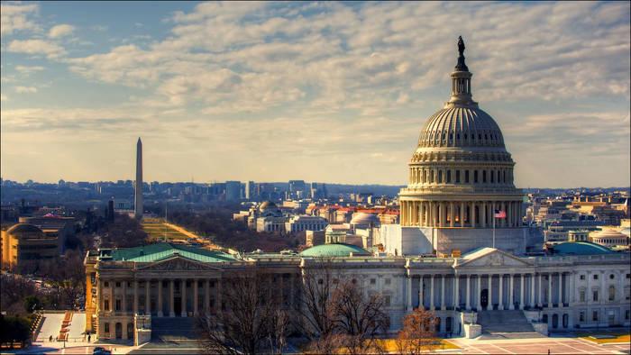 Вашингтон - не только политическая столица, а и город молодой зелени
