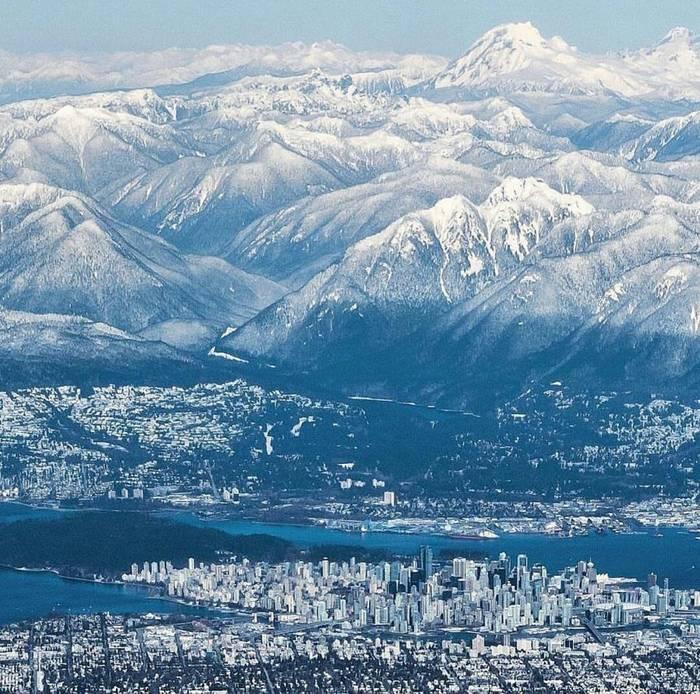 Ванкувер известен как один из самых комфортных городов для жизни