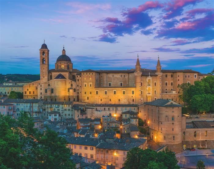Итальянский регион Марке прекрасен не менее его соседки Тосканы