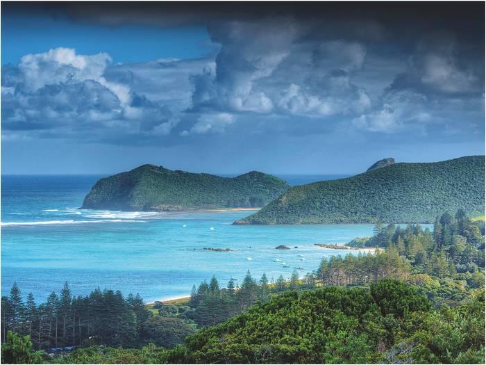 Лорд-Хау, австралийский остров - отличный пример экологичного управления туризмом